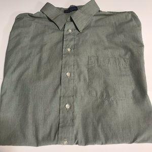 Dover Arrow short sleeve button up shirt